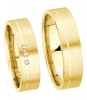 Modell No.4204 / 5.5mm/ 585 Gelbgold